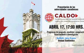 Presentación de las universidades canadiences
