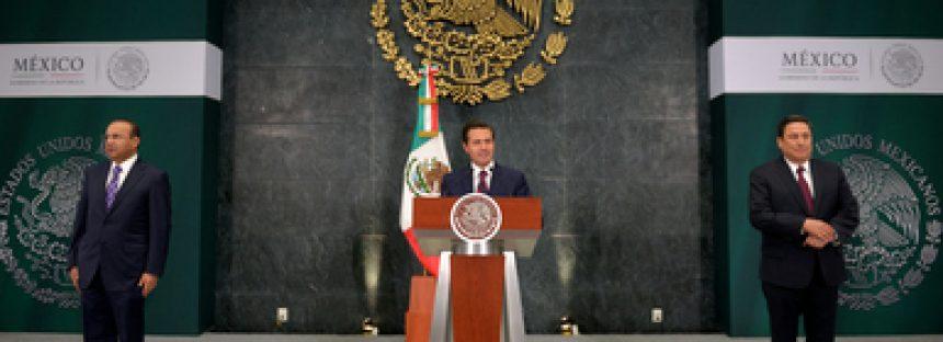 Relevo presidencial: Baltazar Hinojosa Ochoa es nuevo titular de la SAGARPA