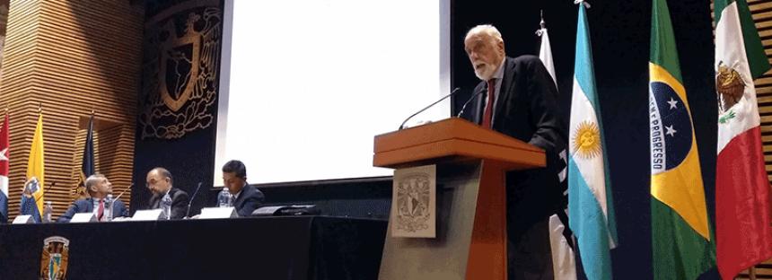 Urge redinamizar en América Latina los ecosistemas sociales para activar la ciencia e innovación: Celso Garrido