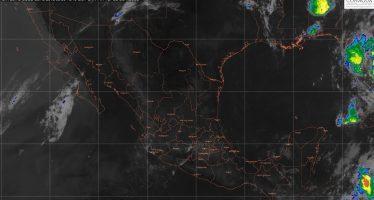 En la mayoría de las entidades de México se prevén temperaturas cálidas debido a una onda de calor