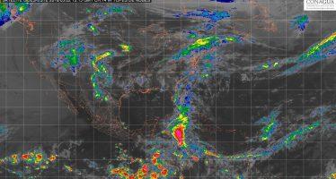 Hoy se pronostican tormentas muy fuertes y granizadas para Veracruz, Oaxaca, Chiapas, Yucatán y Quintana Roo