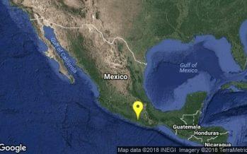 Sismo de 5.1 cerca de Ometepec, Guerrero activa alarmas sísmicas en la CDMX