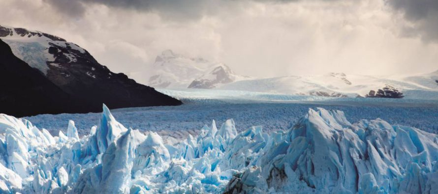 Argentina censa casi 17.000 glaciares