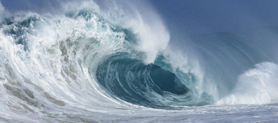 """Nueva Zelanda registra una ola de 23,8 metros, """"la más alta del hemisferio sur"""""""