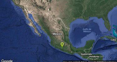 Sismo de 3.4 grados en Altamirano, Guerrero