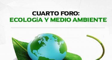 Cuarto foro: Ecología y medio ambiente