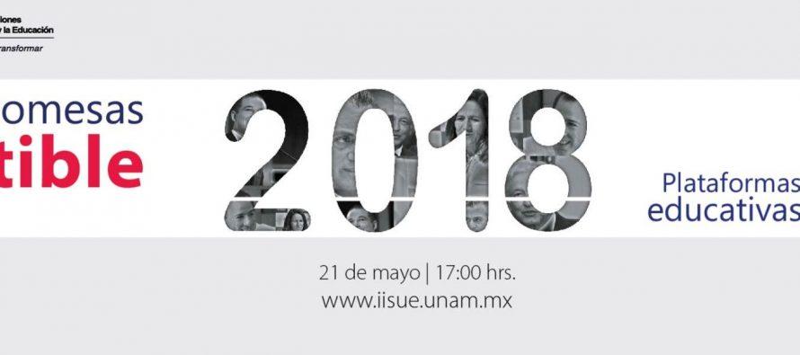 Mesa redonda: de las promesas a lo factible 2018