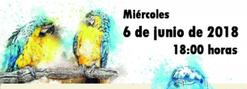Ciencia en zoológicos, charla de divulgación del Dr. Horacio de la Cueva en el CEARTE de Ensenada