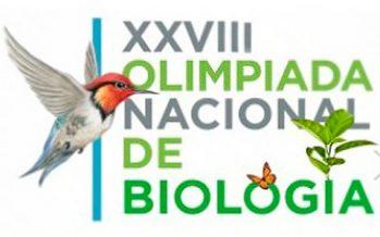 Convocatoria a la XXVIII Olimpiada Nacional de Biología