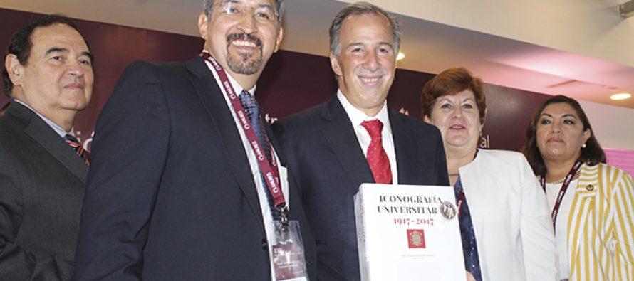 El reto es superar la cobertura en educación superior: José Antonio Meade