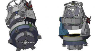 En San Pedro Mártir, construyen Colibrí, un telescopio robótico capaz de detectar destellos de rayos Gamma