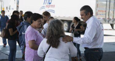 Impulsaremos guarderías en respaldo a madres trabajadoras de Morelia: Raúl Morón