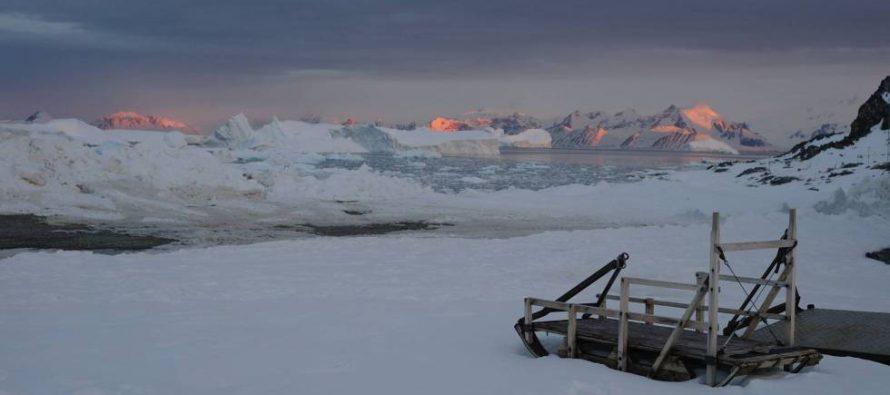 El ritmo del deshielo de la Antártida se triplica en 30 años