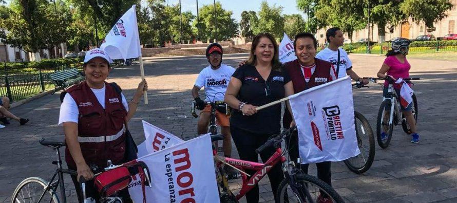 Hay que cambiar patrones de transporte y movilidad en Morelia