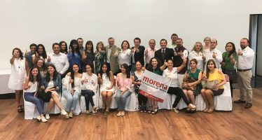 """Nadie debe temer al triunfo de Andrés Manuel López Obrador, el próximo presidente de México"": Cristina Portillo"