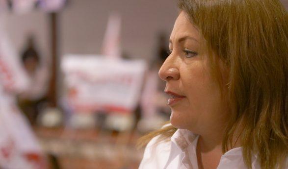 Inadmisible que en Michoacán, se usen las balas y la violencia para detener el avance de la democracia: Cristina Portillo
