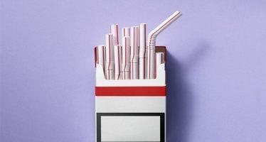Usar desechables es como fumar