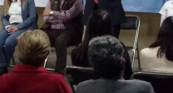 Se suman profesores michoacanos y sociedad civil a proyecto de Fausto Vallejo Figueroa