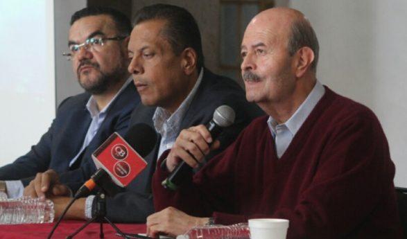 Presenta Fausto Vallejo Figueroa Decálogo de Anticorrupción