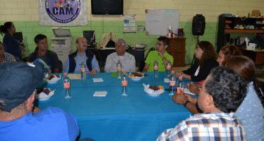 Acciones concretas para el Mercado de Abastos, propone Fausto Vallejo Figueroa