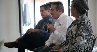 Potenciaremos el desarrollo rural y producción agroalimentaria local: Raúl Morón