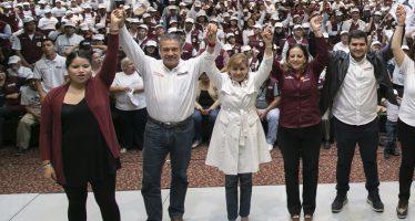 Compromiso de transformar al país es de todos: Raúl Morón
