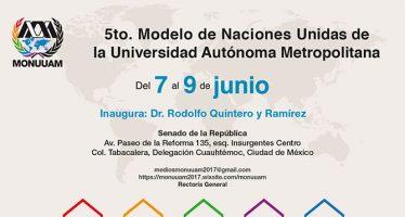 5to. Modelo de Naciones Unidas de la Universidad Autónoma Metropolitana