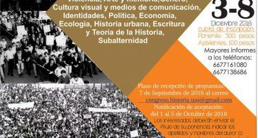 XXXIV Congreso internacional de historia regional