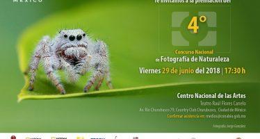 4to Concurso nacional de fotografía de naturaleza