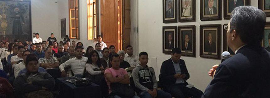 En México la agricultura protegida es un campo de investigación de universitarios