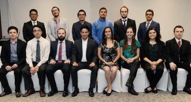 Universitarios de la UNAM reciben beca Fulbright-García Robles y van a Estados Unidos a estudiar