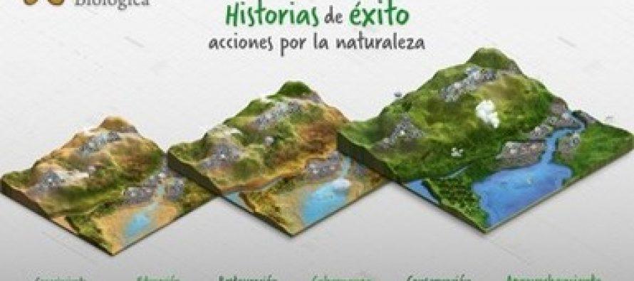 Concluyó la 8ª Semana de la Biodiversidad Biológica con gran éxito