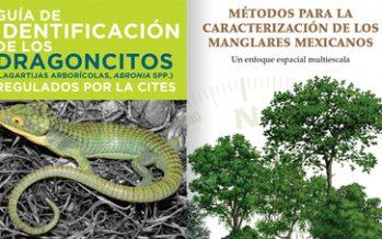 Presentan libros sobre el conocimiento de la biodiversidad que son historias de éxito en México, por la conservación de la naturaleza