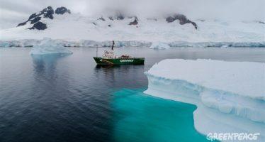 La contaminación plástica llega a la Antártida