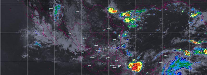 Se prevén tormentas torrenciales en la zona montañosa central de Veracruz y el norte de Oaxaca