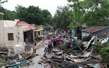 """Desafíos de República Dominicana frente al cambio climático: """"El problema no lo creamos nosotros"""""""