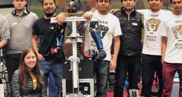 UNAM competirá en la World Robot Summit en Japón