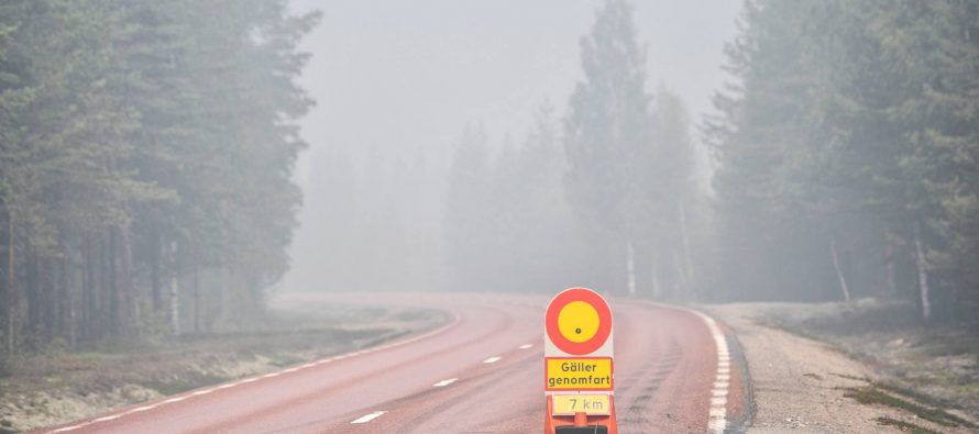 Una oleada de incendios obliga a Suecia a pedir ayuda internacional