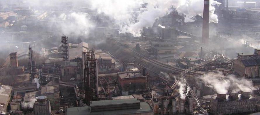 Ucrania enfrenta los daños ambientales del conflicto armado