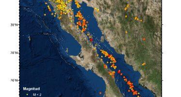La interacción entre las placas del Pacífico y Norteamericana determina la sismicidad en Ensenada