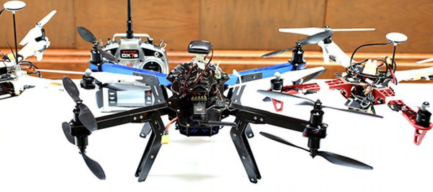 Niños y jóvenes podrán aprender a construir drones en la UANL en curso de verano
