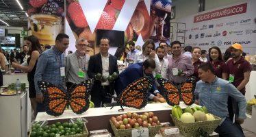 La Expo Alimentaria Food Show 2018 genera oportunidades de negocios a productores michoacanos