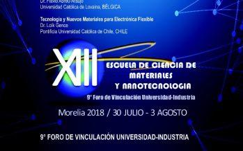 9 foro de vinculacion universidad industria XIII ECMyN