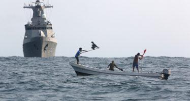 Localizan embarcación de pesca Maya de Lázaro Cárdenas, perdida en el mar frente al litoral michoacano del Pacífico