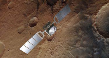 Lago líquido en polo sur de Marte genera esperanza de hallar vida orgánica