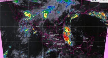 Se estiman rachas de viento mayores a 50 km/h en Nuevo León, Tamaulipas y las costas de Campeche y Yucatán