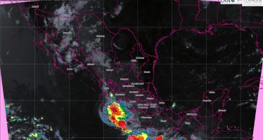 La Onda Tropical No. 31 ocasionará tormentas muy fuertes con posible granizo en zonas de Chiapas y Oaxaca