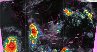 Hoy se prevén tormentas intensas en Veracruz, Oaxaca y Chiapas
