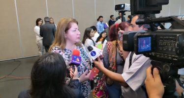 """Con el gobernador de Michoacán """"no queremos ni vamos a enfrentarnos"""": Diputada Cristina Portillo Ayala"""