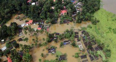 Inundaciones en Kerala: el número de muertos alcanza 164 en el peor monzón en casi un siglo